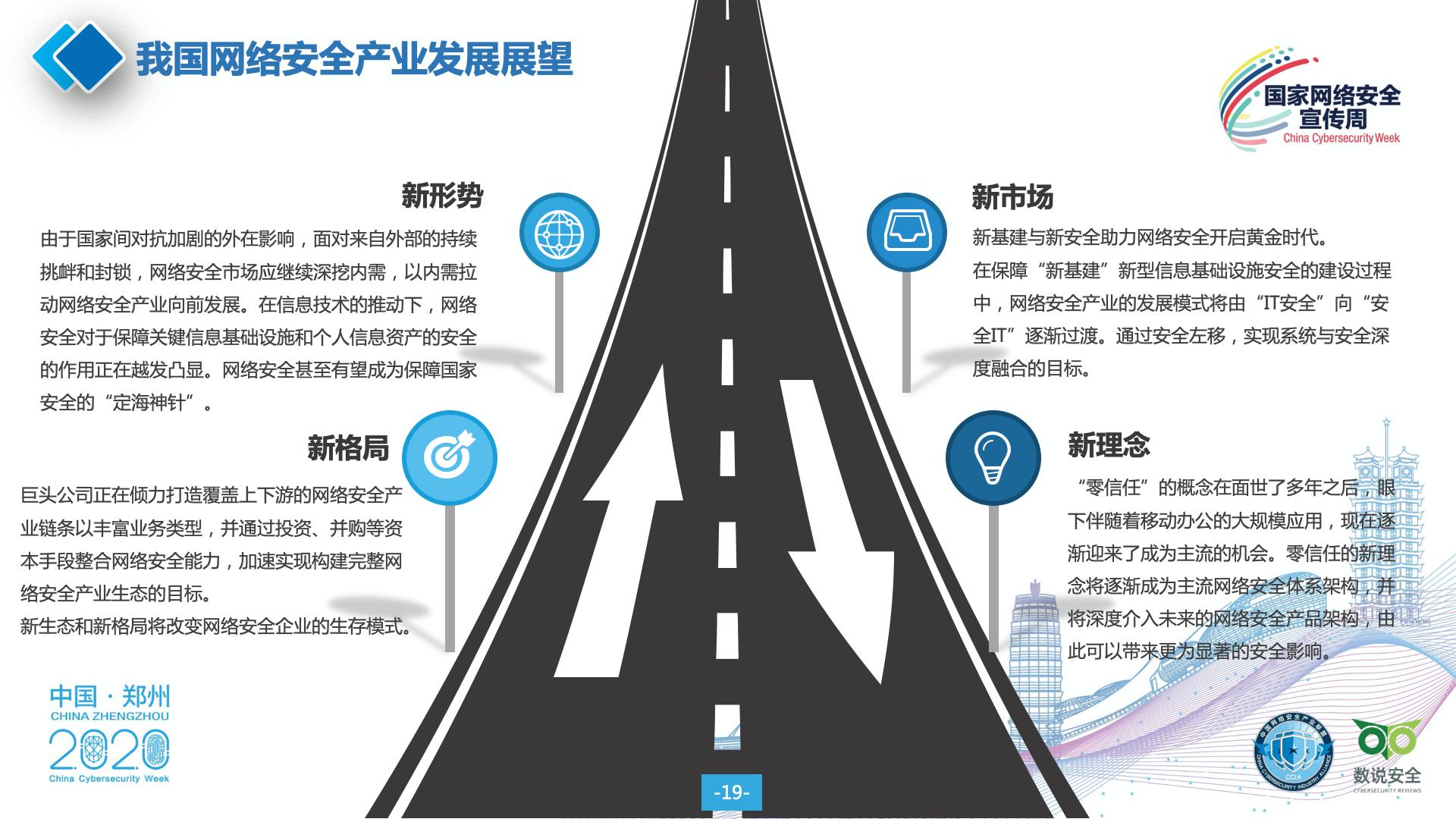 《2020中国网络安全产业分析报告》发布