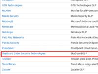 2021年Gartner数据防泄露市场指南发布